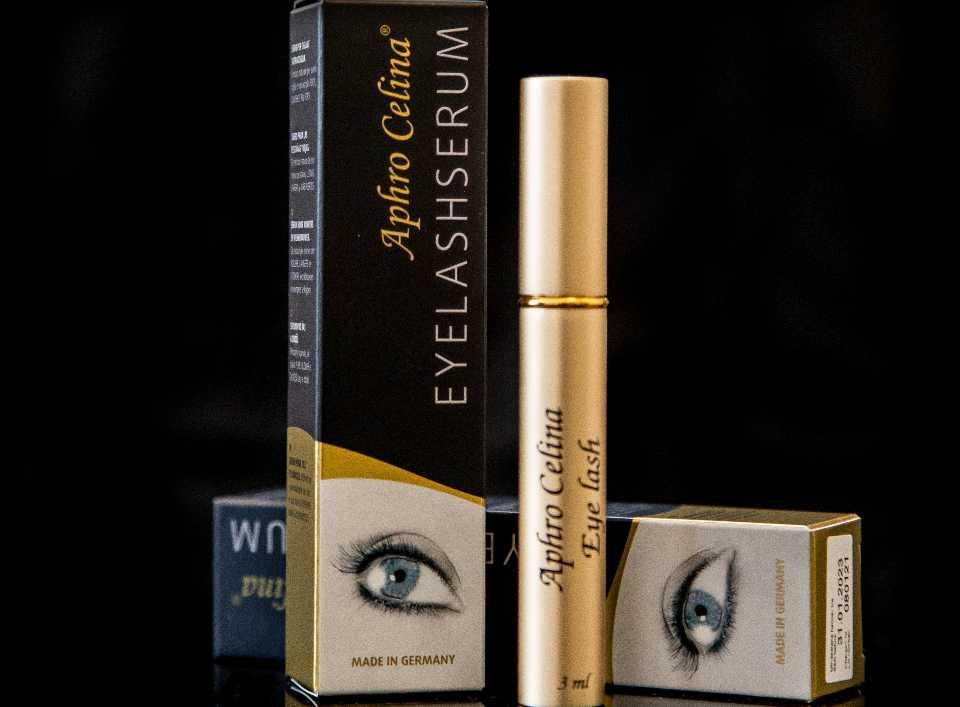 beauty solution Aphro Celina øjenvippe serum